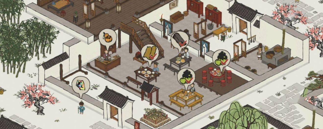 《江南百景图》探险体力恢复方法