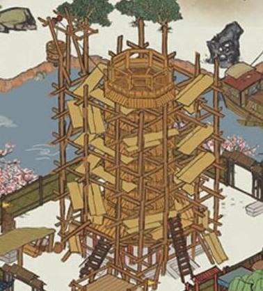 《江南百景图》琉璃塔升级攻略