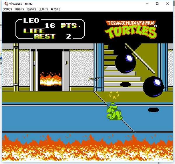 忍者神龟2无敌版
