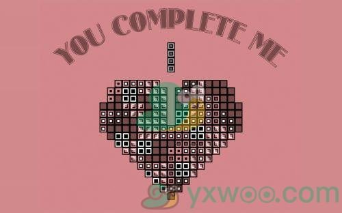 《微博》You complete me是什么意思