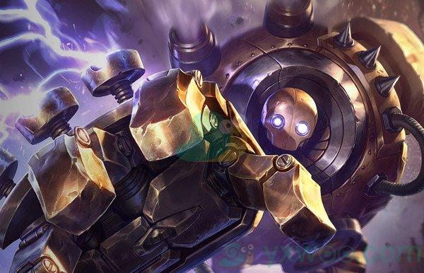 《金铲铲之战》蒸汽机器人英雄阵容介绍