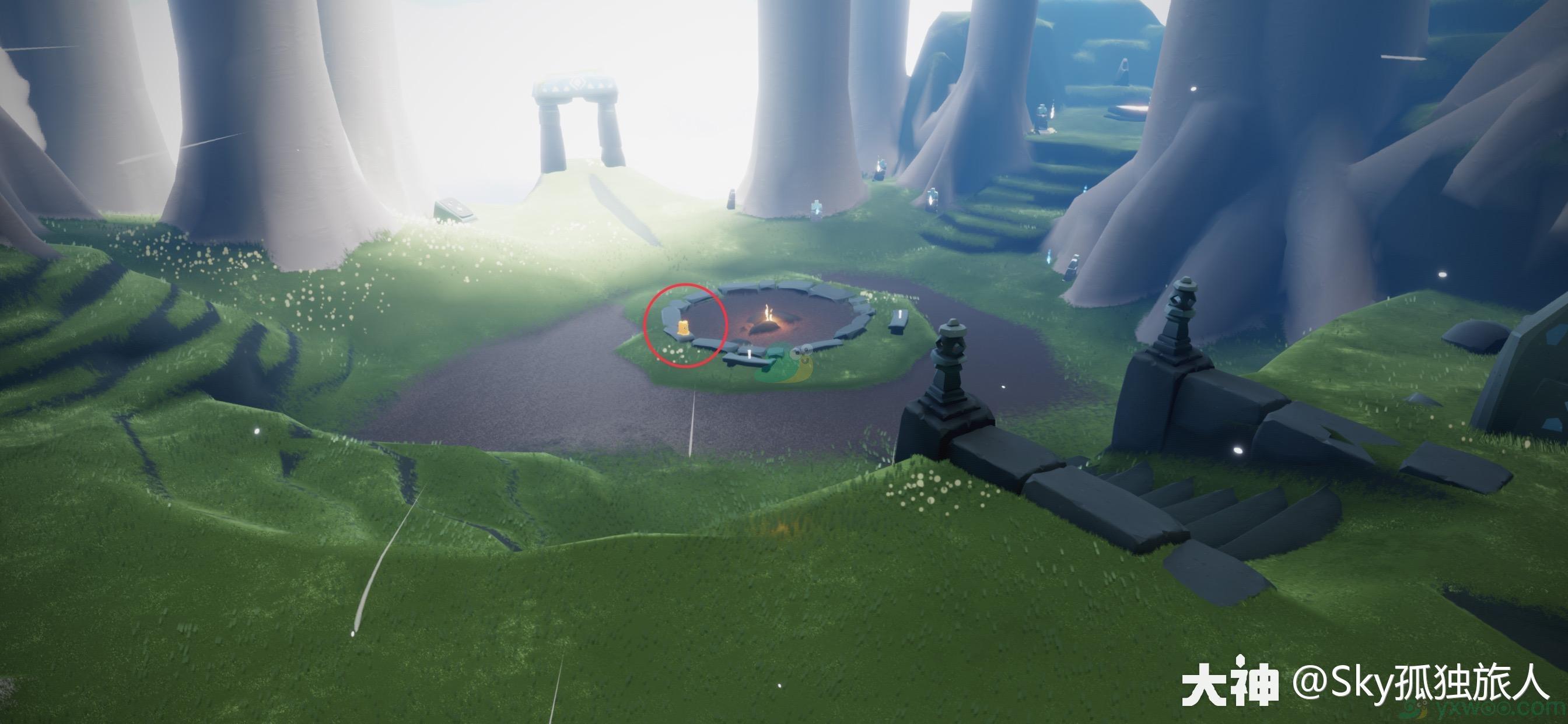 2021《sky光遇》7月28日季节蜡烛位置介绍